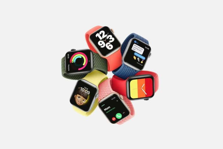 Apple Watch SE models and bands
